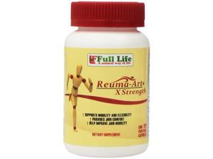 Full Life Reuma-Art X-Strength Joint Mobility & Flexibility, 120 Caps