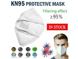 10pcs Pm2.5 Dust Mask Anti Odor Smog Cotton Dust Mouth Face Masks