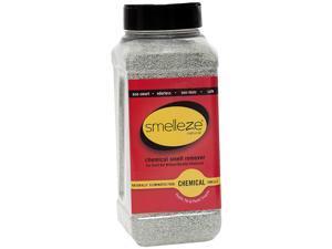 SMELLEZE Natural Chemical Odor Remover Powder: 50 lb. Bag. Ideal for Indoor Carpet, Furniture & Other Chemical Odors & Spills