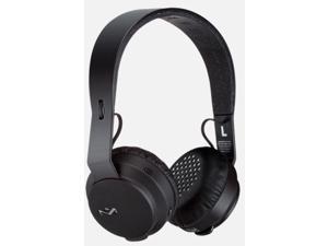 House of Marley Rebel BT On-Ear Headphones in Black