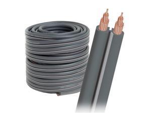 AudioQuest G-2 bulk speaker cable - 16 AWG 50' (15.24m) spool - gray jacket