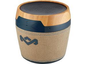 House Of Marley Chant Mini BT Bluetooth Speaker, Navy Color, EM-JA007-NV