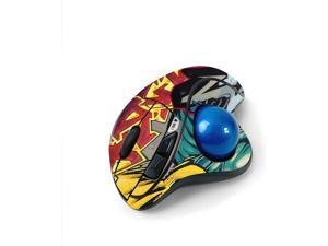MightySkins Skin for Logitech M570 Wireless Trackball Mouse - Graffiti Wild Styles   Protective, Durable, and Unique Vinyl Decal wrap cover   Easy To Apply, Remove, and Change Styles   Made in the USA