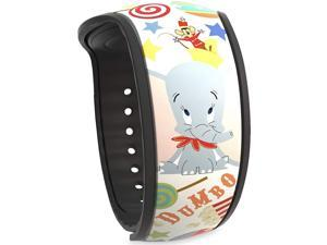 Disney Parks MagicBand 2.0 - Link It Later Magic Band - Dumbo and Timothy Mouse