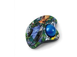MightySkins Skin for Logitech M570 Wireless Trackball Mouse - Backyard Gathering   Protective, Durable, and Unique Vinyl Decal wrap Cover   Easy to Apply, Remove, and Change Styles   Made in The USA