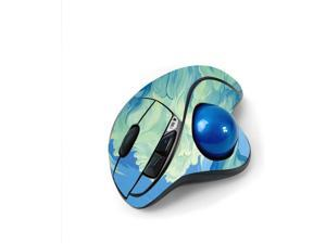 MightySkins Skin for Logitech M570 Wireless Trackball Mouse - Visionary   Protective, Durable, and Unique Vinyl Decal wrap Cover   Easy to Apply, Remove, and Change Styles   Made in The USA