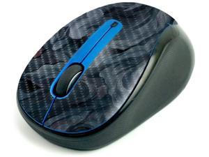 MightySkins Carbon Fiber Skin for Logitech M325 Wireless Mouse - Storm Cloud, Protective, Durable Textured Carbon Fiber Finish, Easy to Apply | Made in The USA (CF-LOGM510-Storm Cloud)