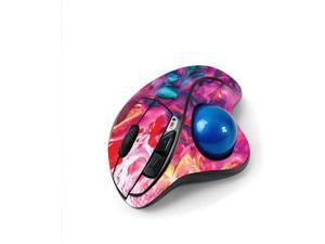 MightySkins Skin for Logitech M570 Wireless Trackball Mouse - Paint Party   Protective, Durable, and Unique Vinyl Decal wrap Cover   Easy to Apply, Remove, and Change Styles   Made in The USA