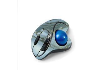 MightySkins Skin for Logitech M570 Wireless Trackball Mouse - Crystal Rock   Protective, Durable, and Unique Vinyl Decal wrap Cover   Easy to Apply, Remove, and Change Styles   Made in The USA