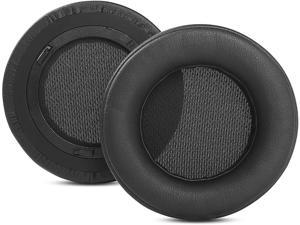 Ear Pads Compatible with Corsair Virtuoso RGB Wireless SE Gaming Headset-Memory Foam Earcups Cushions Replacement (Black)