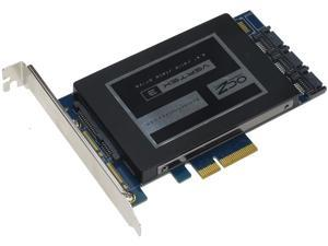 SEDNA - PCIe SSD SATA 6G 4 Port Hybrid Raid Adapter with HyoperDuo Hard disk acceleration function