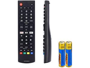 Universal Remote Control Replacement with Batteries for LG Smart TV