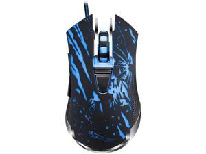 WANGCHAO One-Hand Mechanical Gaming Keyboard 35-Key Ergonomic Design Colorful RGB Backlight Professional Waterproof Portable USB Mini Gaming Keyboard