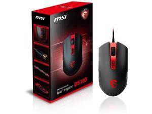 MSI Interceptor Gaming Mouse (Interceptor DS100)