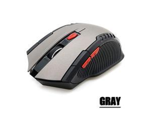 BINGFEI 2.4GHz Silent Design Wireless Optical Mouse//Mice USB 2.0 Receiver for PC Laptop