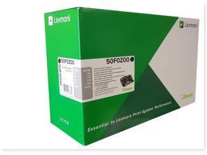 Lexmark 50F0Z00 500Z MS/MX 310 410 510 610 Imaging Drum Unit (Black) in Retail Packaging