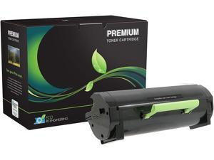 MSE Model MSE022461162 Extra High Yield Black Toner Cartridge For use with Lexmark MS410D, MS410DN, MS415DN, MS510DN, MS610DE, MS610DN, MS610DTE, MS610DTN, MX310DN