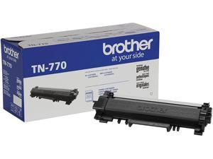 Brother TN770 Extra High Yield Toner Cartridge - Black