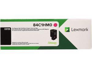 Lexmark 84C1HM0 Unison Toner Cartridge, Magenta