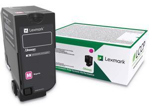 Lexmark High Yield Magenta Return Program Toner Cartridge for US Government, 16000 Yield (84C0HMG)