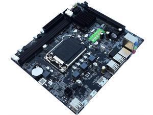 Detectorcatty P8P67 LE Desktop Motherboard P67 Socket LGA 1155 i3 i5 i7 DDR3 32G SATA3 USB3.0 ATX High Performance