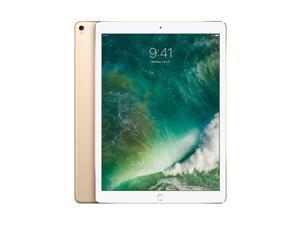 Apple iPad Pro 256GB Wi-Fi + 4G LTE Unlocked, 10.5 - Gold