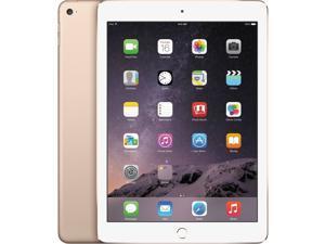 Apple iPad Air 2 64GB, Wi-Fi, 9.7 - Gold - (MH182LL/A)