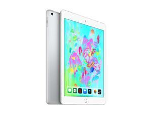 Apple iPad 6th Gen 32GB Wi-Fi, 9.7in - Silver