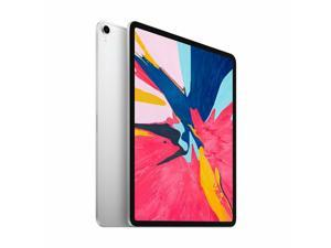 """Apple iPad Pro 256GB Wi-Fi + 4G LTE Unlocked, 11"""" (2018) - Silver"""