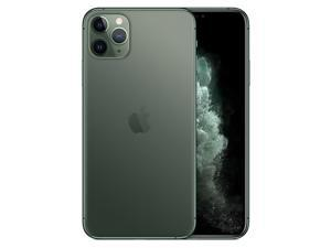 Apple iPhone 11 Pro Max 256GB Verizon GSM Unlocked T-Mobile AT&T 4G LTE - Green