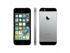 Apple iPhone SE 16GB Factory GSM Unlocked T-Mobile AT&T Smartphone - Space Gray