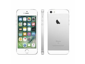 Apple iPhone SE 64GB Factory GSM Unlocked T-Mobile AT&T Smartphone - Silver