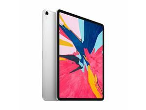 "Apple iPad Pro (1st Gen) 64GB Wi-Fi Cellular Unlocked LTE 11"" Silver - 2018"