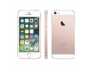 Apple iPhone SE 32GB Factory GSM Unlocked T-Mobile AT&T Smartphone - Rose Gold