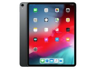 "Apple iPad Pro 3 (3rd Gen) 1TB Wi-Fi + 4G LTE Unlocked 12.9"" (2018) - Space Gray"