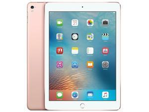 "Apple iPad Pro (1st Generation) 32GB Wi-Fi Cellular Unlocked LTE 9.7"" Rose Gold"