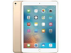 "Apple iPad Pro (1st Generation) 32GB Wi-Fi Cellular Unlocked LTE 9.7"" Gold 2016"