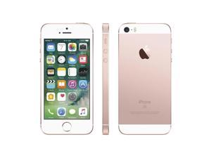 Apple iPhone SE 16GB Factory GSM Unlocked T-Mobile AT&T Smartphone - Rose Gold