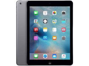"Apple iPad Air 16GB, Wi-Fi, 9.7"" - Space Gray - (MD785LL/A )"