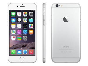 Apple iPhone 6 Plus 128GB Verizon GSM Unlocked Smartphone AT&T T-Mobile - Silver