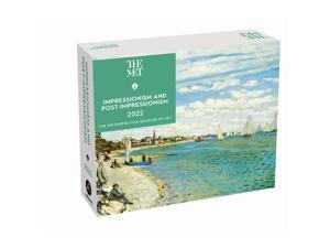 Harry N. Abrams,  Impressionism and Post-Impressionism 2022 Day-to-Day Calendar