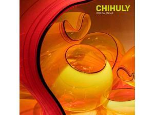 Harry N. Abrams,  Chihuly 2022 Wall Calendar