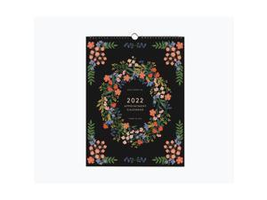 Rifle Paper Co.,  Luxembourg Appointment 2022 Wall Calendar