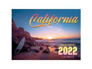 Smith-Southwestern,  California 2022 Wall Calendar