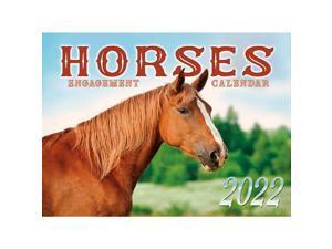 Smith-Southwestern,  Horses 2022 Wall Calendar