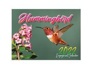 Smith-Southwestern,  Hummingbird 2022 Wall Calendar