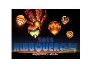 Smith-Southwestern,  Albuquerque Balloon 2022 Wall Calendar