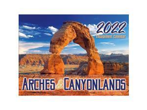 Smith-Southwestern,  Arches Canyonlands National Park 2022 Wall Calendar