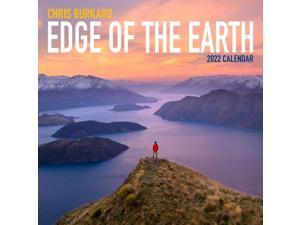 Harry N. Abrams,  Chris Burkard Edge of the Earth 2022 Wall Calendar