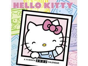 ACCO Brands,  Hello Kitty 2022 Mini Wall Calendar